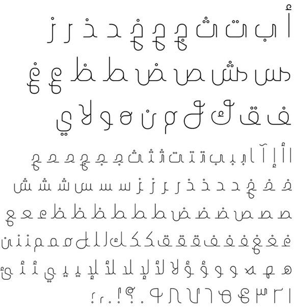 Type Design In Qatar